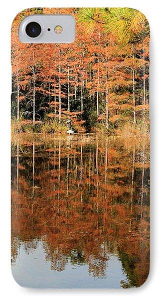 Cheraw State Park IPhone Case by Sandi Blood