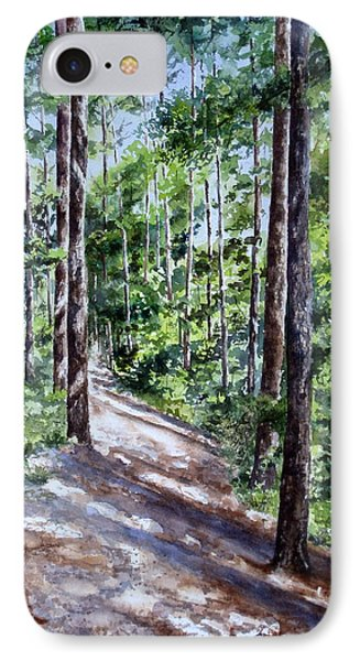 Cheraw Trail IPhone Case