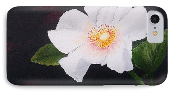 Cherokee Rose IPhone Case by Valorie Cross