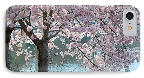 Cherry Blossom Phone Case by Robin Hassler