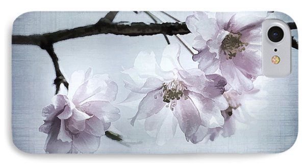 Cherry Blossom Sweetness Phone Case by Kathy Clark