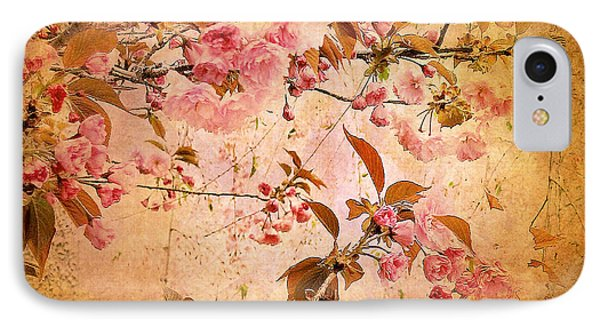 Cherry Blossom Tapestry IPhone Case