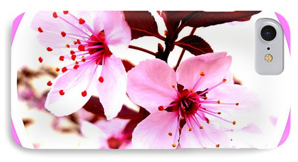 Cherry Blossom Phone Case by The Creative Minds Art and Photography