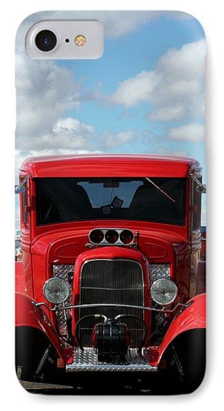Cherry Cart IPhone Case by Lorenzo Williams
