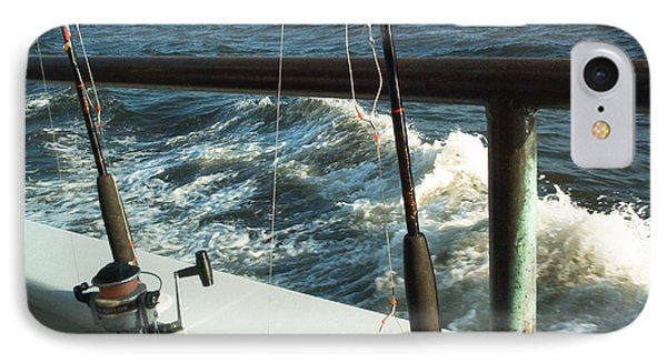 IPhone Case featuring the photograph Chesapeake Bay Fishing by Emmy Marie Vickers
