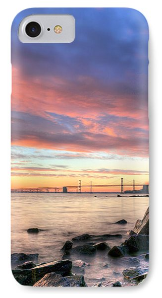 Chesapeake Mornings  IPhone Case