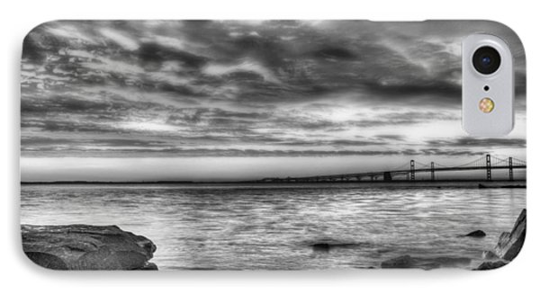 Chesapeake Splendor Bw IPhone Case
