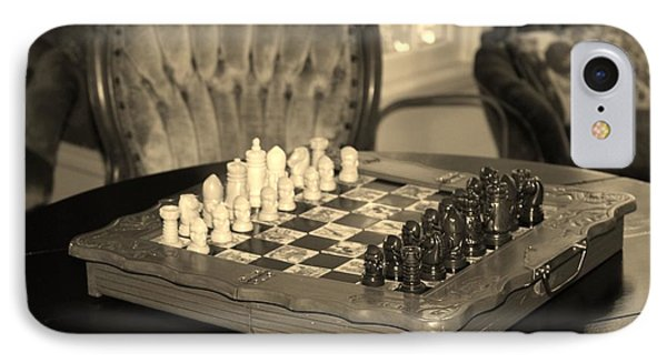 Chess Game IPhone Case