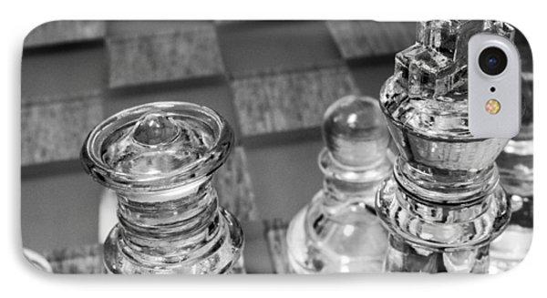 Chess Pieces 3 IPhone Case by Hakon Soreide