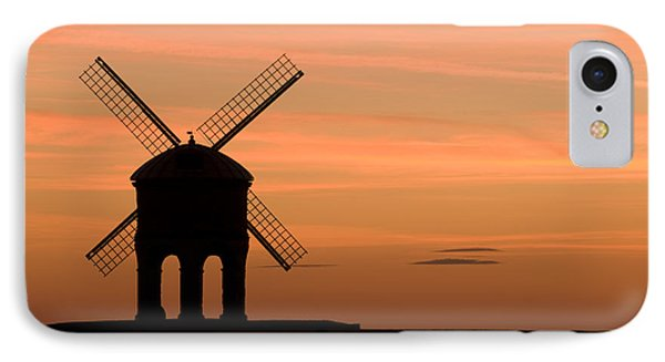 Chesterton Sunset IPhone Case by Anne Gilbert
