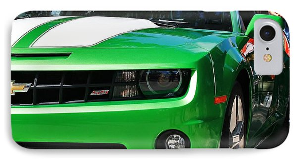 Chev Camero IPhone Case by Al Fritz