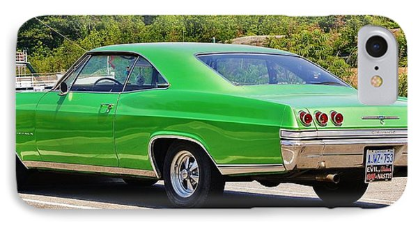 IPhone Case featuring the photograph Chev Impala by Al Fritz