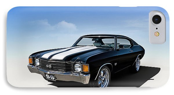 Chevelle Ss IPhone Case