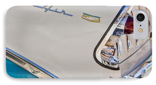 Chevrolet Bel-air Taillight Phone Case by Jill Reger
