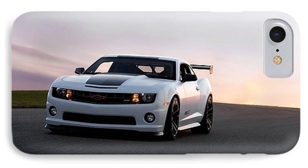 Chevrolet Camaro Ss IPhone Case by Art Work