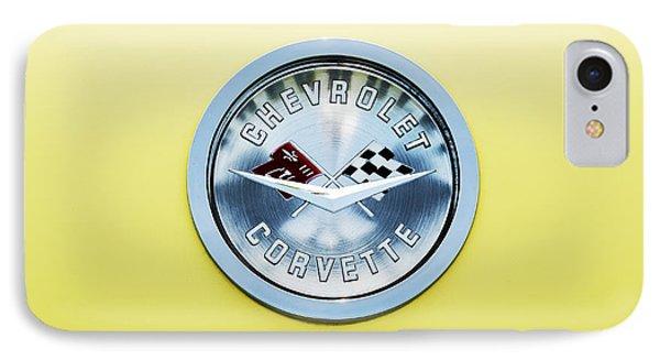Chevrolet Corvette  Phone Case by Tim Gainey