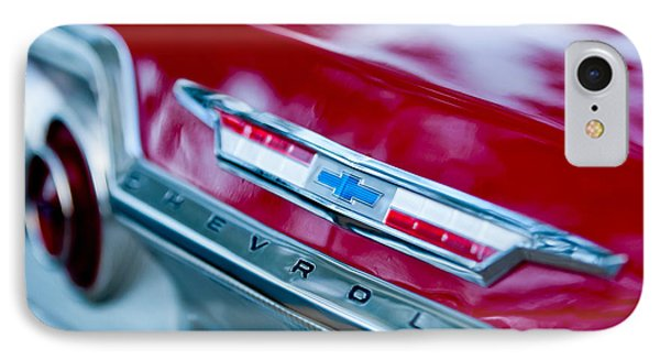 Chevrolet Impala Emblem 3 Phone Case by Jill Reger