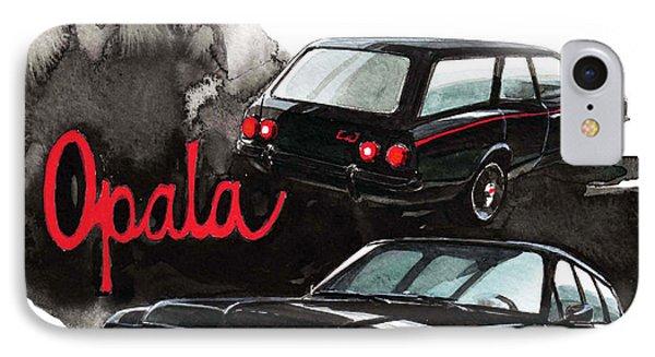 Chevrolet Opala IPhone Case