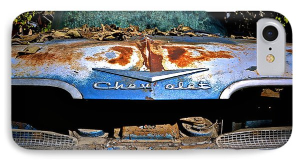 Chevrolet Picking Phone Case by Gwyn Newcombe