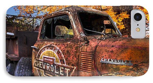 Chevrolet Usa Phone Case by Debra and Dave Vanderlaan