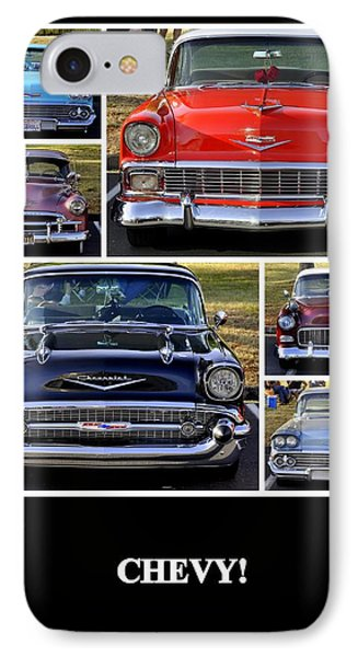 Chevy IPhone Case