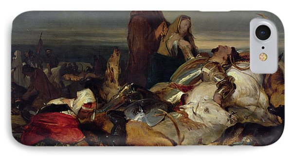 Chevy Chase IPhone Case by Sir Edwin Landseer