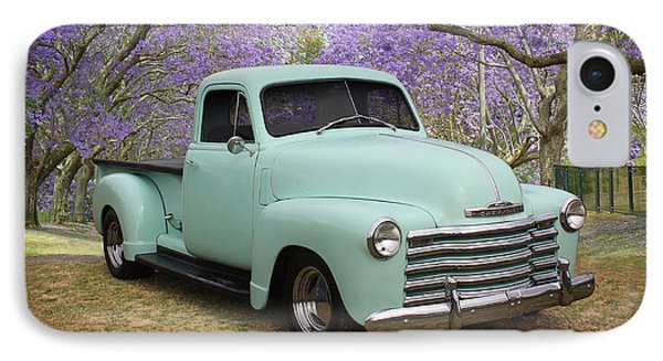 IPhone Case featuring the photograph Chevy Pickup by Keith Hawley