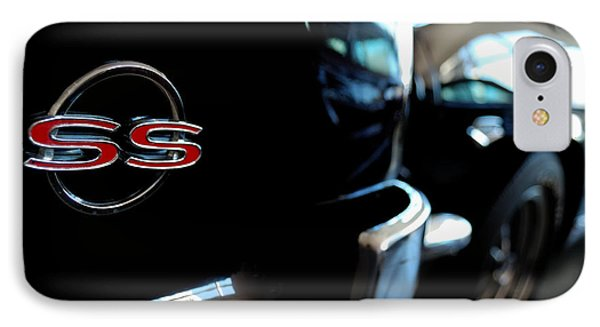 Chevy Ss - Leading The Pack Phone Case by Steven Milner