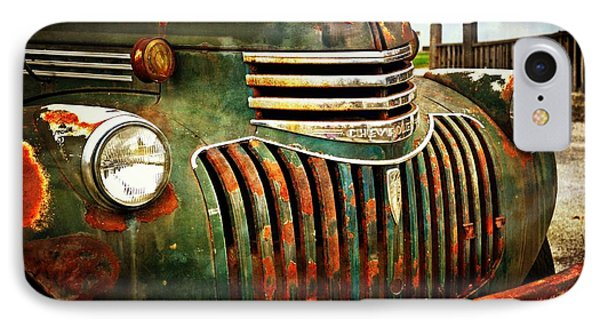 Chevy Truck Phone Case by Marty Koch