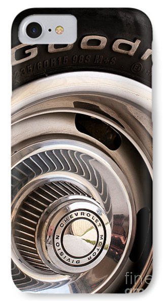 Chevy Wheel IPhone Case