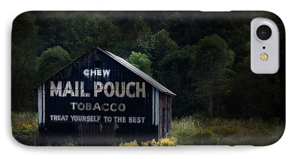 Chew Mailpouch IPhone Case by Tom Mc Nemar