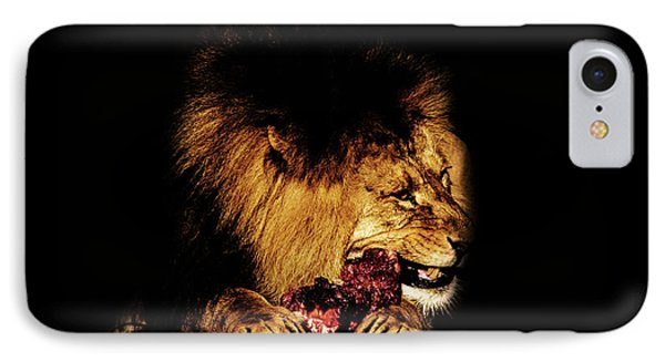 Chew On That IPhone Case by Martin Newman