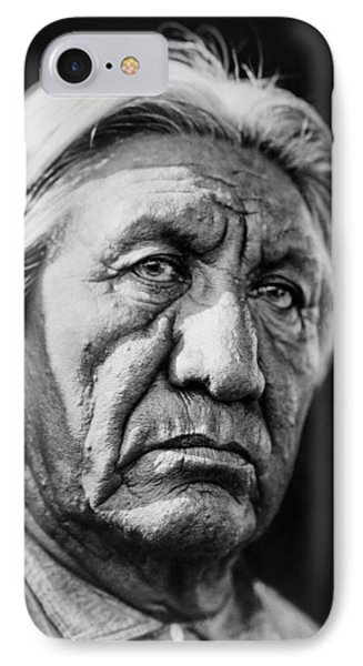 Cheyenne Indian Man Circa 1927 IPhone Case