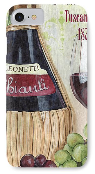 Chianti Classico IPhone Case by Debbie DeWitt
