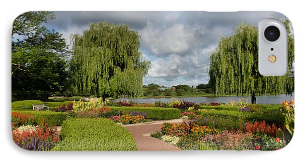 Chicago Botanical Gardens - 97 IPhone Case by Ely Arsha