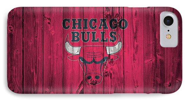 Chicago Bulls Barn Door IPhone Case