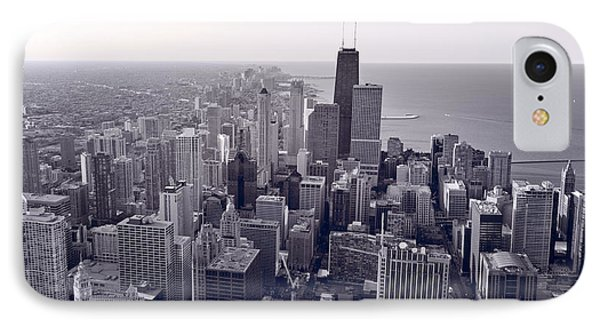 Chicago Bw IPhone Case