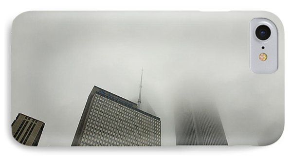 Chicago Cloud Atlas Phone Case by Joanna Madloch