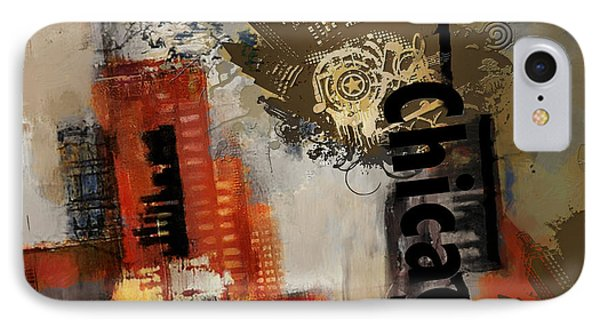 Chicago Collage Phone Case by Corporate Art Task Force