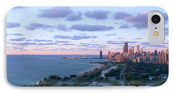 Chicago, Diversey Harbor Lincoln Park IPhone Case by Panoramic Images