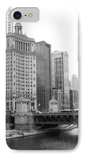 Chicago Downtown 2 IPhone Case by Bruce Bley