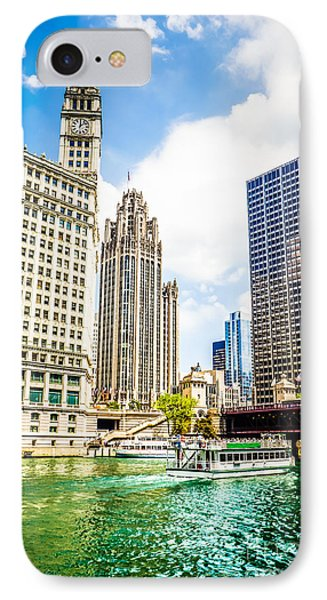 Chicago High Quality Picture IPhone Case by Paul Velgos