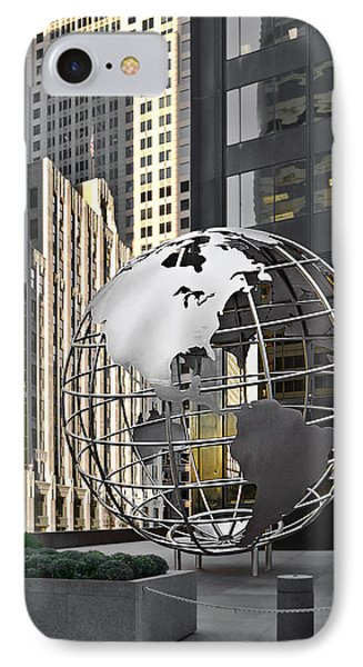 Chicago - Home Of Fine Art Phone Case by Christine Till