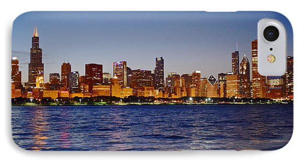 Chicago Lights IPhone Case
