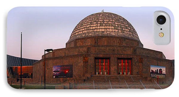 Chicago's Adler Planetarium Phone Case by Adam Romanowicz