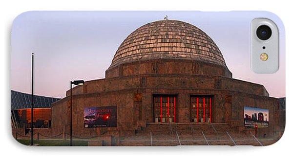 Chicago's Adler Planetarium IPhone Case by Adam Romanowicz