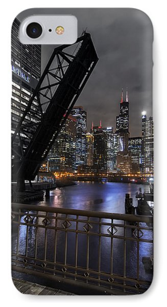 Chicago's Grand Canyon IPhone Case by Sean Foster