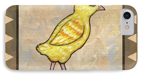Chick One Phone Case by Linda Mears