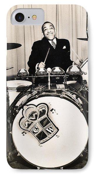 Chick Webb (1909-1939) Phone Case by Granger