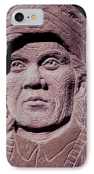 Chief-cochise-2 Phone Case by Gordon Punt